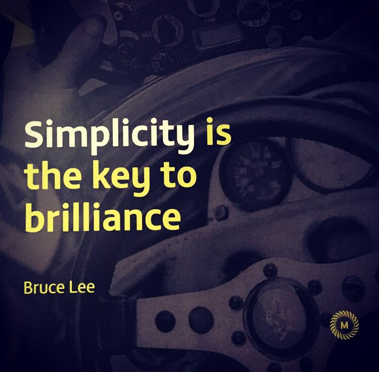 Image of Bruce Lee quote
